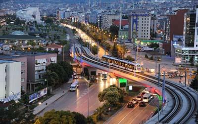Samsun'da Yaşam