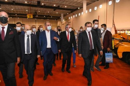 Başkan Demir : Tarımsal üretimde iyi bir lokasyondayız