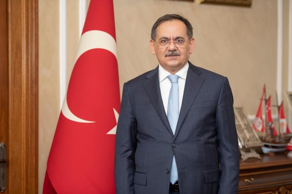Samsun Büyükşehir Belediye Başkanı Mustafa Demir'in Hıdırellez Mesajı