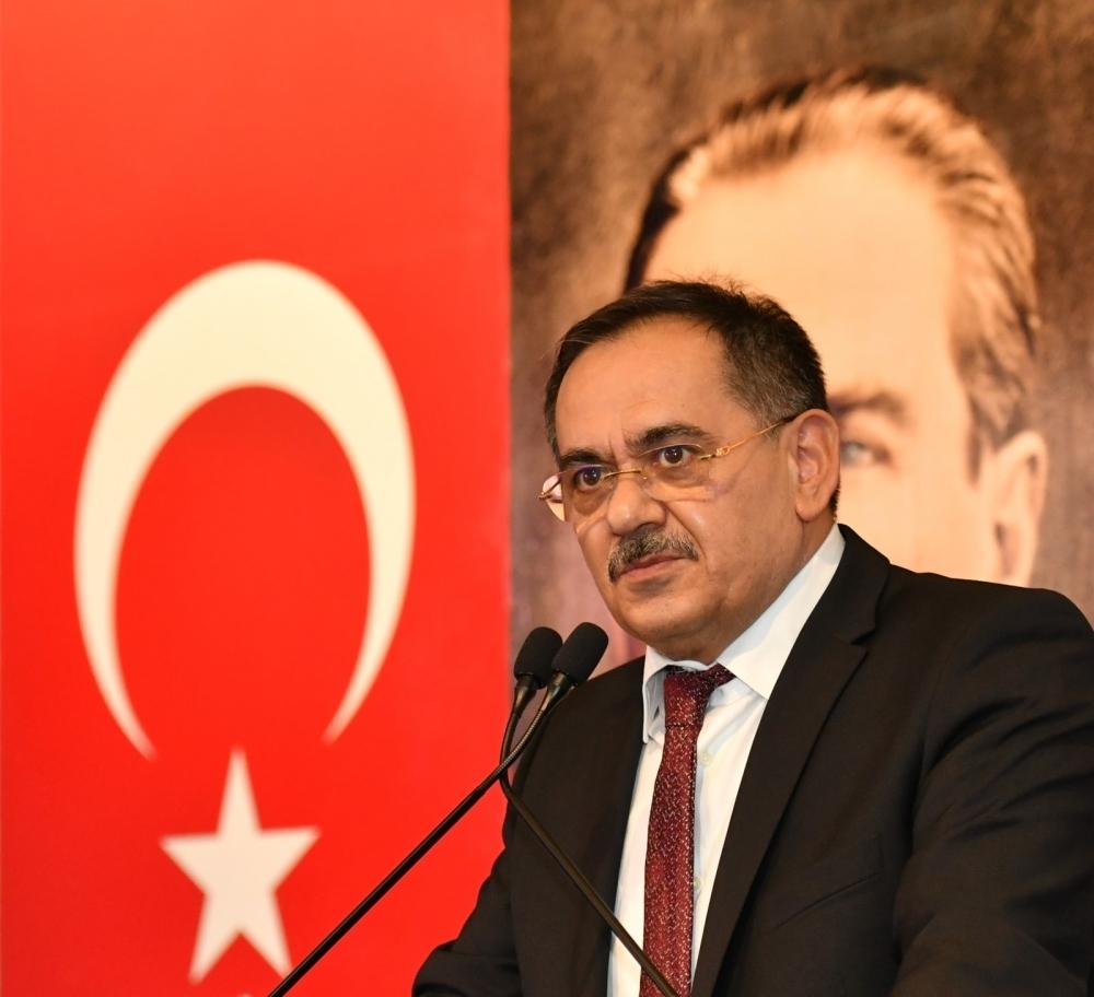 Başkan Mustafa Demir'den