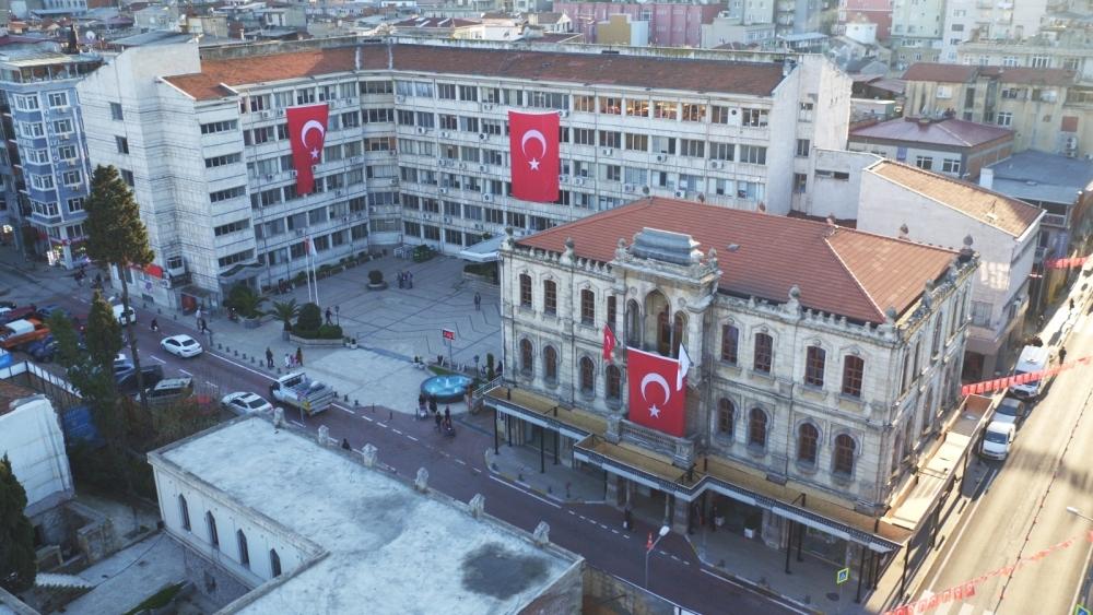 """Büyükşehir'in """"Pandemi Desteği"""" sürüyor"""