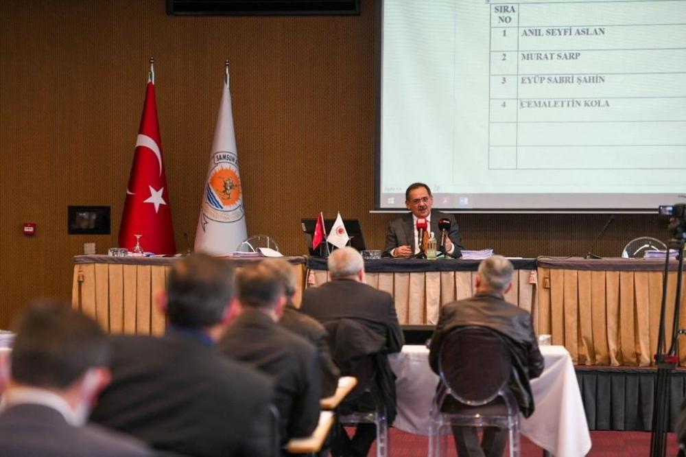 Başkan Demir: Etik ve ahlaki olmayan hiçbir şeye fırsat vermeyiz