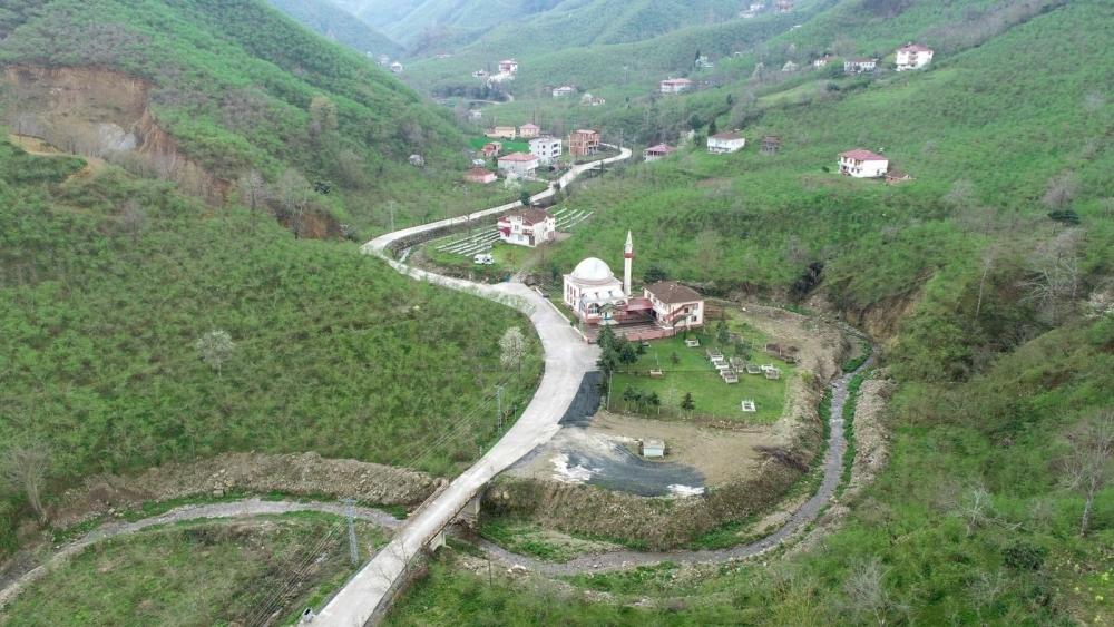 Başkan Demir, Terme'de incelemelerde bulundu