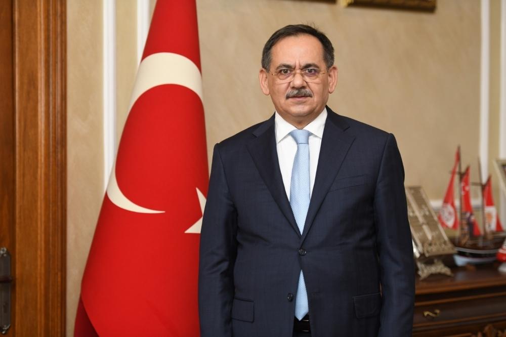 Başkanımız Mustafa Demir'in Ramazan Bayramı Mesajı