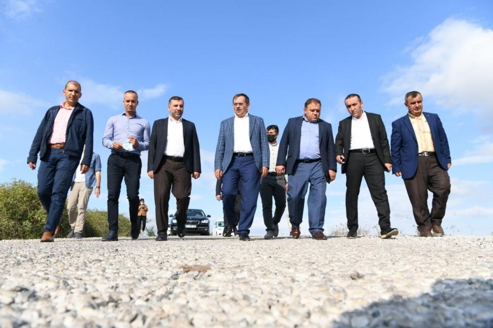 Başkan Demir: Hakkaniyetle, yatırımlara devam