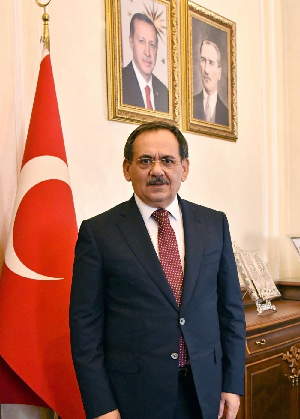 Başkan Demir'den 10 Ocak Çalışan Gazeteciler Günü Mesajı