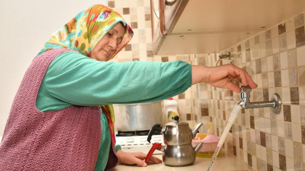 Bafra ve Alaçam'ın yüksek kesimlerinde yaşanan içme suyu sorunu tarihe karıştı