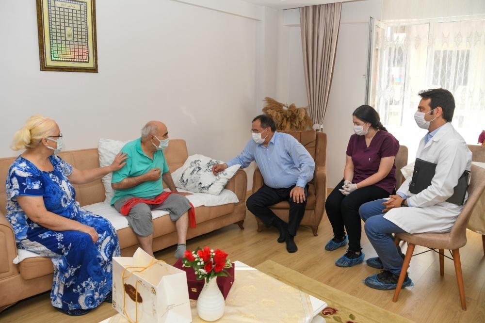 Başkan Demir: Her alanda ekiplerimiz sahada