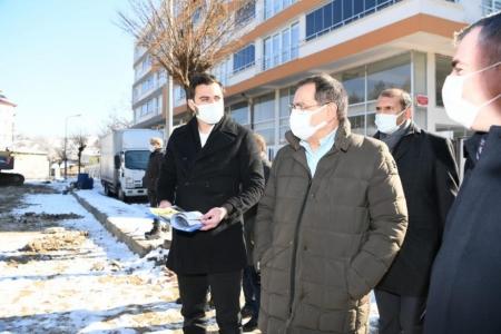 Başkan Demir : Samsun'un her köşesini şantiyeye çevirdik