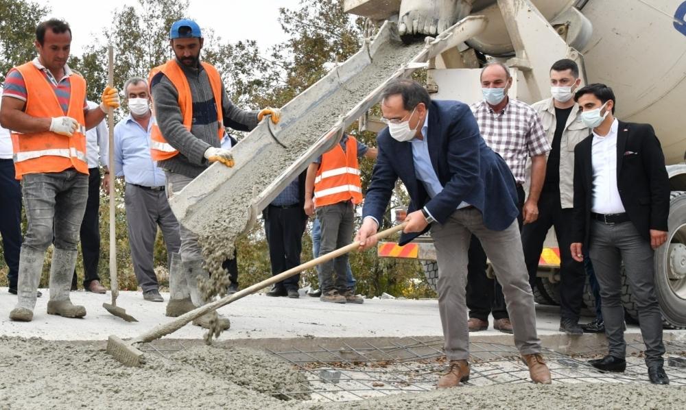 Büyükşehir Belediyesi 4 beton santrali kuruyor