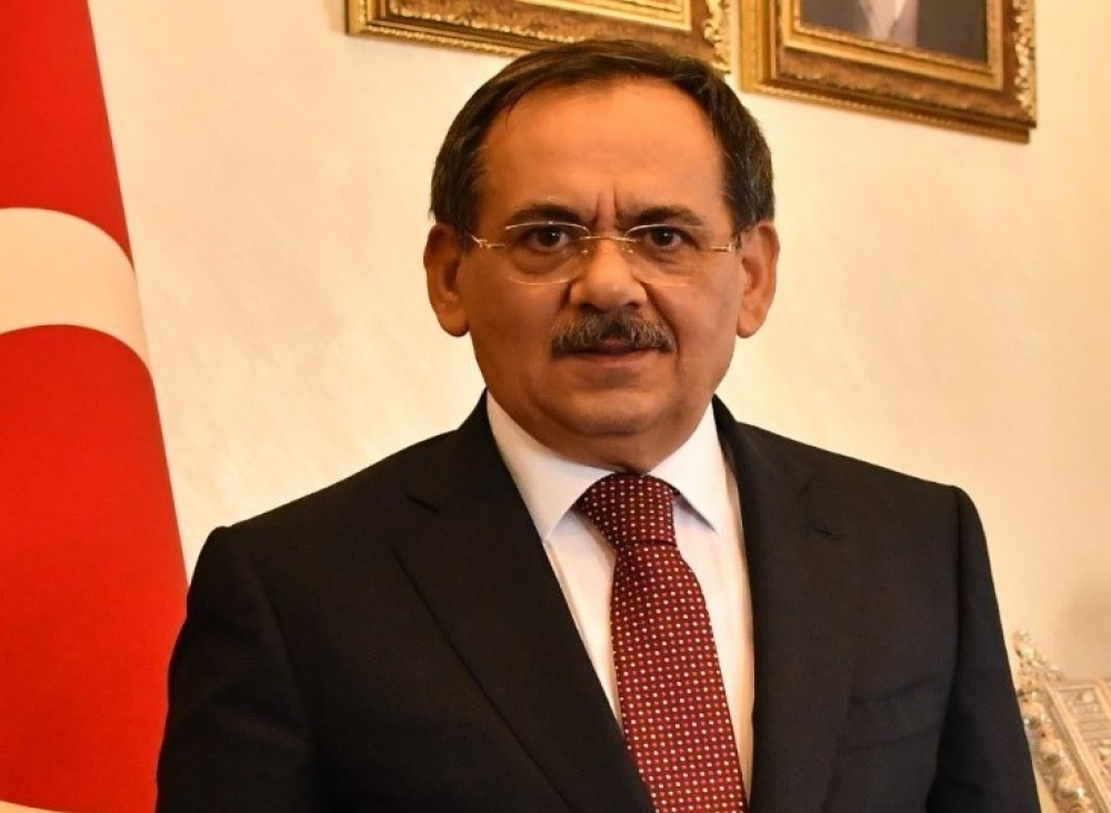 """Başkan Mustafa Demir'in"""" Sivil Savunma Günü"""" mesajı"""