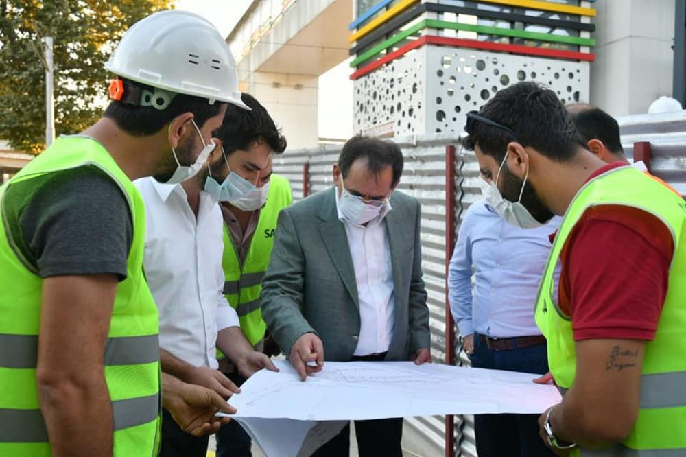 Büyükşehir su baskınlarına karşı 10 milyon TL' lik yatırım yapıyor